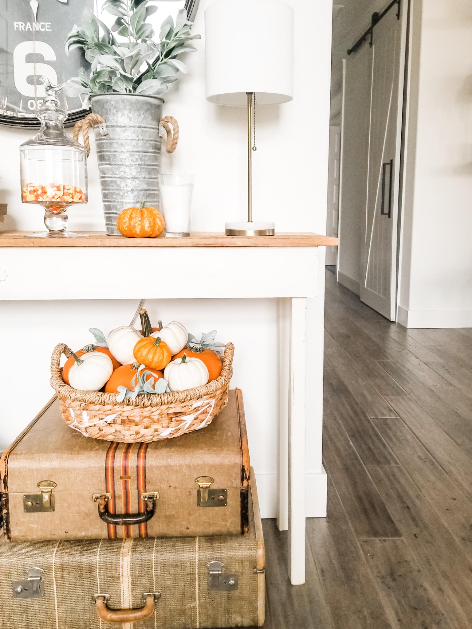 Fall + Halloween decorating inspiration – 2019