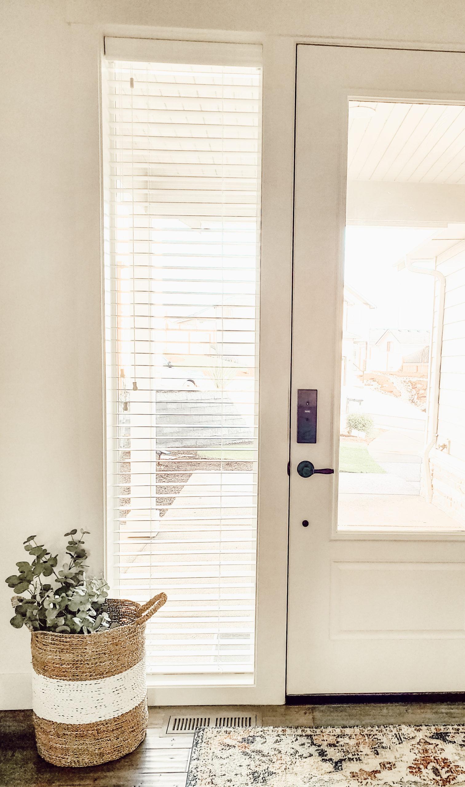 paint the inside of your front door
