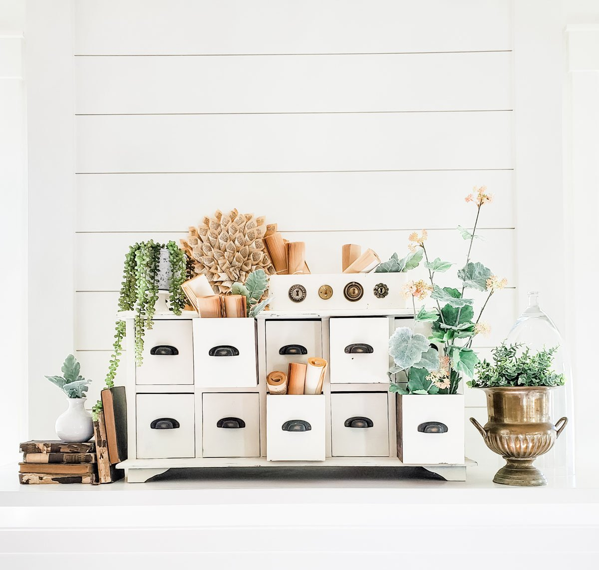 Easy ways to decorate with plants