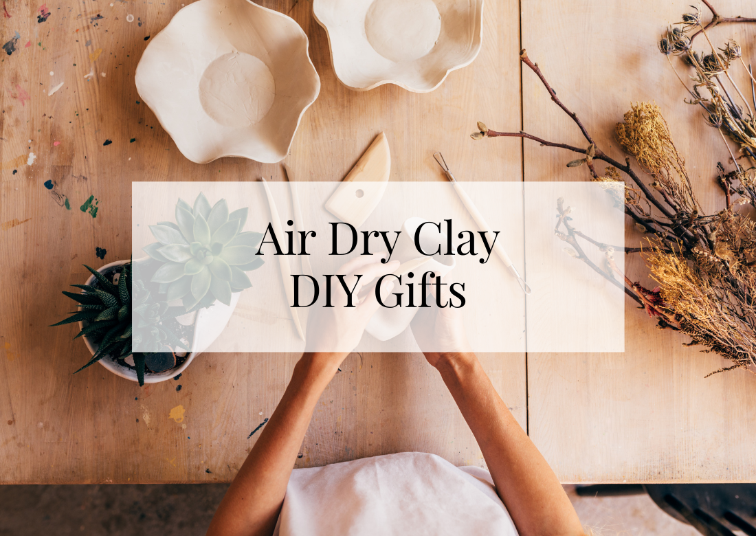 Awesome Air Dry Clay Gift ideas