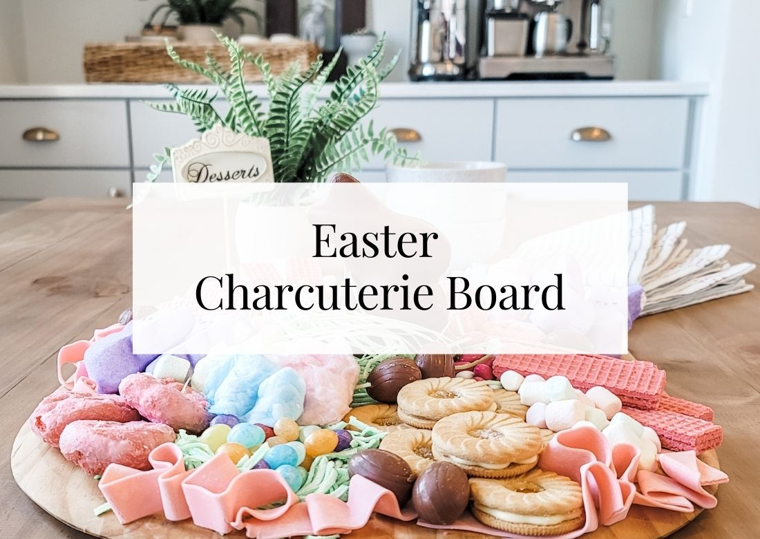 Easter Charcuterie Board