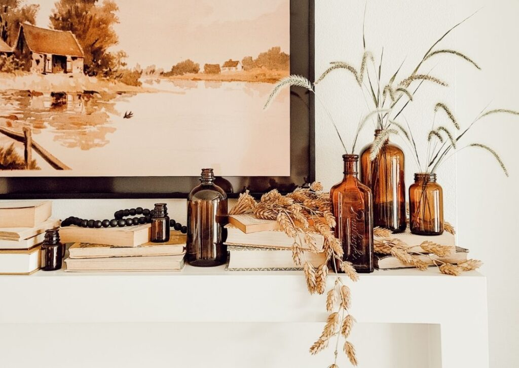 Easy Fall Decorating - Fall Home Tour 2021