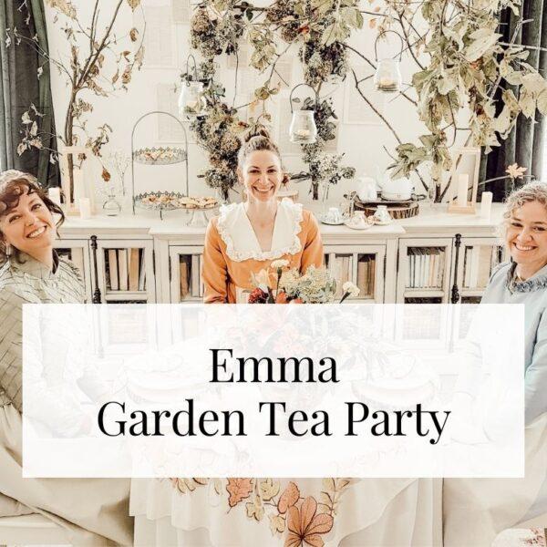Emma Garden Tea Party