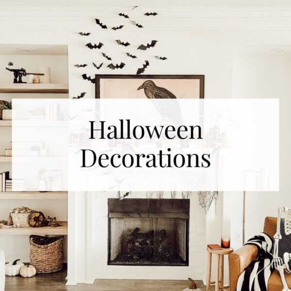 Easy and Simple Halloween Decorations